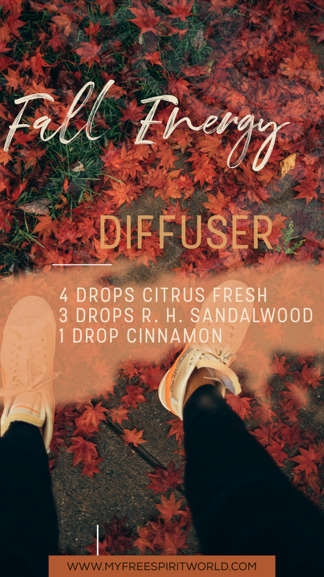 FALL ENERGY DIFFUSER BLEND