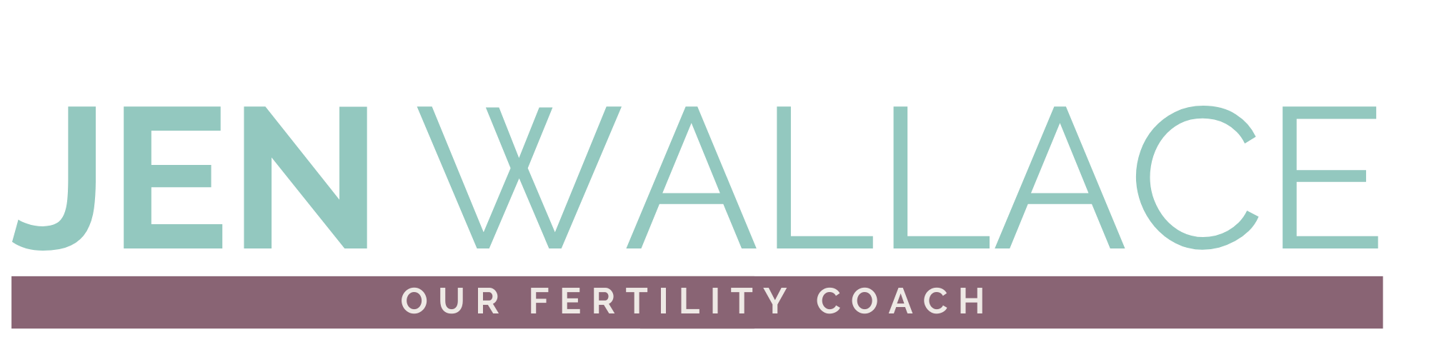 Jen Wallace | Our Fertility Coach